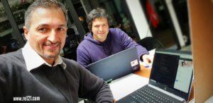 Hackathon berlino ...at work