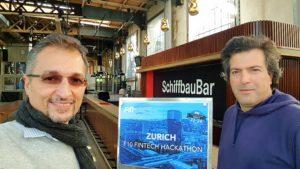 Hackathon Zurigo ... start