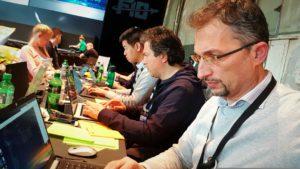 Hackathon Zurigo
